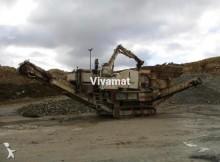 britadeira, reciclagem Metso Minerals LT-110