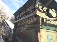 britadeira, reciclagem triagem usado