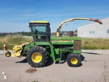 used John Deere Self-propelled silage harvester