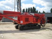 Soilmec drilling vehicle drilling, harvesting, trenching equipment