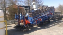 used American drilling vehicle drilling, harvesting, trenching equipment