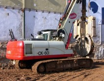 used Llamada trencher drilling, harvesting, trenching equipment