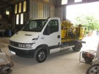 foreuse Iveco occasion