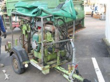used Kohler drilling vehicle drilling, harvesting, trenching equipment