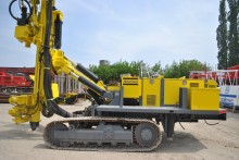 Atlas Copco Mustang 5-P4 drilling, harvesting, trenching equipment
