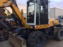 used Gallmac trencher drilling, harvesting, trenching equipment