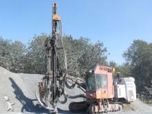 escavadora de perfuração, de bate-estacas,de valas Tamrock POWERTRACK CHA1100