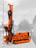 Wellco Drill WD 200 drilling, harvesting, trenching equipment