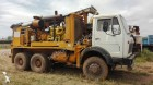 Zahori drilling, harvesting, trenching equipment