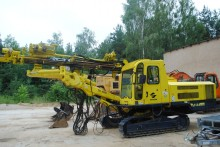 Soosan SD-1000E drilling, harvesting, trenching equipment