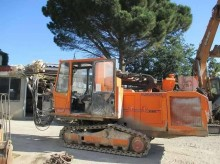 Furukawa HCR180 drilling, harvesting, trenching equipment