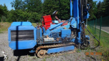 Puntel drilling vehicle drilling, harvesting, trenching equipment