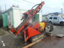 used Ecofore drilling vehicle drilling, harvesting, trenching equipment