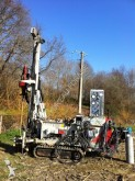 used Comacchio drilling vehicle drilling, harvesting, trenching equipment