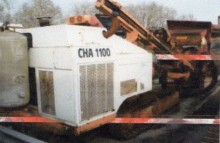 used Tamrock drilling vehicle drilling, harvesting, trenching equipment