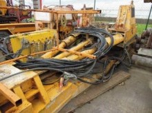 used Leffer drilling vehicle drilling, harvesting, trenching equipment