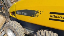 Atlas Copco ROC T 15 drilling, harvesting, trenching equipment