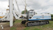 Soilmec R622 drilling, harvesting, trenching equipment