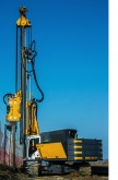 used Bauer pile-driving machines drilling, harvesting, trenching equipment