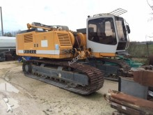 Casagrande CRAWLER CRANE LIEBHERR 833 HD with CASAGRANDE KRC2 Kit
