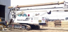 used MAIT drilling vehicle drilling, harvesting, trenching equipment
