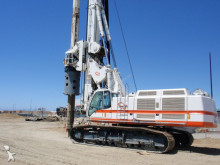 Soilmec S.R100,2008 drilling, harvesting, trenching equipment