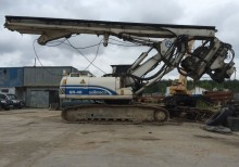 Soilmec SR-40 2008 drilling, harvesting, trenching equipment