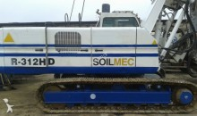 Soilmec R312HD 1999 drilling, harvesting, trenching equipment