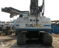 Soilmec R416 2004 drilling, harvesting, trenching equipment