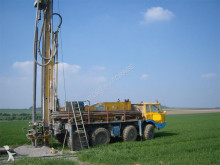 Massenza drilling vehicle drilling, harvesting, trenching equipment