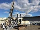 escavadora de perfuração, de bate-estacas,de valas Furukawa HCR1500EDS