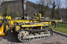 Atlas Copco ROC 601 drilling, harvesting, trenching equipment