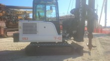 used Takeuchi drilling vehicle drilling, harvesting, trenching equipment