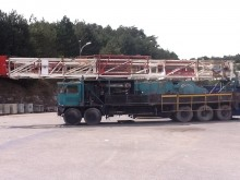 used Cooper drilling vehicle drilling, harvesting, trenching equipment