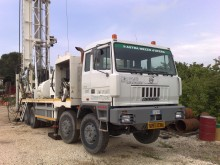 Drillmec drilling vehicle drilling, harvesting, trenching equipment