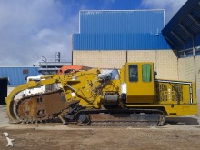 Caterpillar drilling, harvesting, trenching equipment