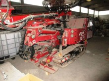 EGT drilling vehicle drilling, harvesting, trenching equipment