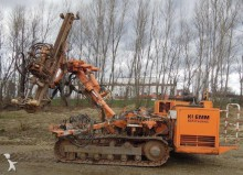 Klemm KR 803D drilling, harvesting, trenching equipment