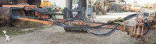 Klemm drilling vehicle drilling, harvesting, trenching equipment