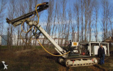 Deutz drilling vehicle drilling, harvesting, trenching equipment