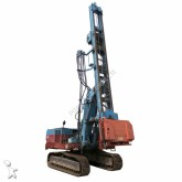 Bauer RHGT9 drilling, harvesting, trenching equipment