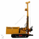Klemm KR708-L drilling, harvesting, trenching equipment