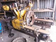 Wamet drilling vehicle drilling, harvesting, trenching equipment
