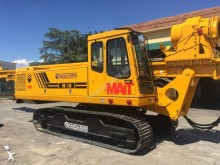MAIT drilling vehicle drilling, harvesting, trenching equipment