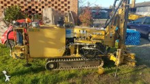 Beretta drilling vehicle drilling, harvesting, trenching equipment