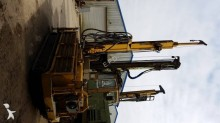 Ebro 603 drilling, harvesting, trenching equipment