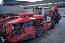 trivellazione, battitura, tranciatura carrello perforatore Sandvik