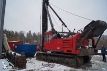 Banut drilling vehicle drilling, harvesting, trenching equipment