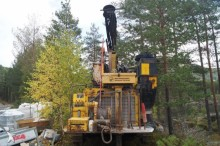 Atlas Copco 642 HP drilling, harvesting, trenching equipment