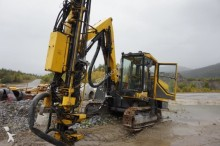 Atlas Copco ROC D7 C drilling, harvesting, trenching equipment